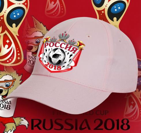 Стильная бейсболка Россия в актуальном дизайне.