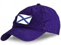 Стильная бейсболка с флагом ВМФ - купить в подарок