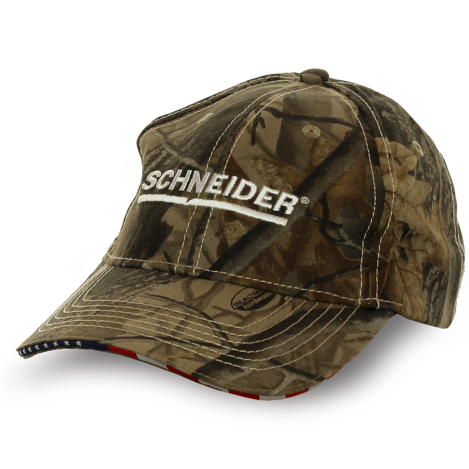 Стильная бейсболка Schneider