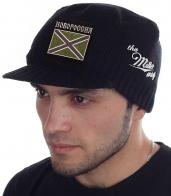 Стильная черная кепка от Miller Way - купить онлайн