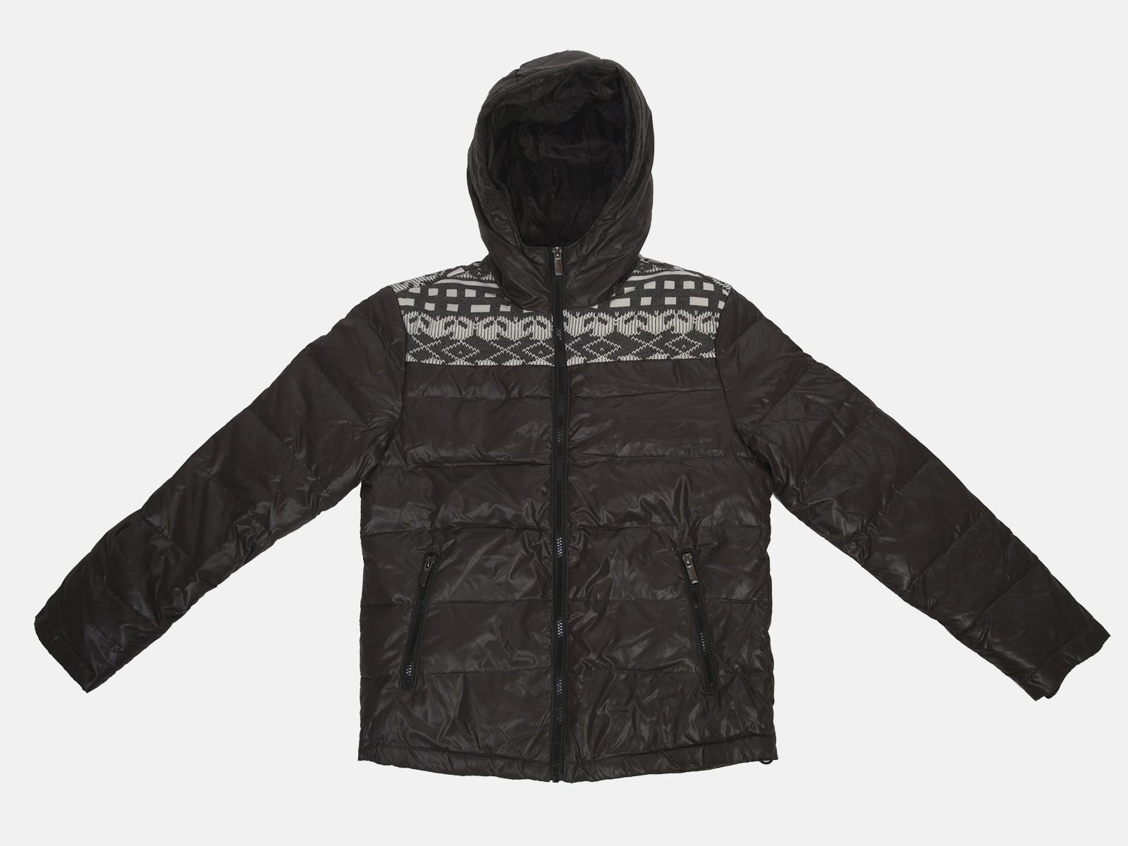 Стильная демисезонная куртка OUWEI