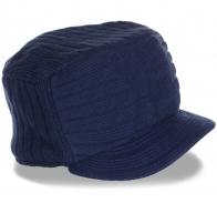 Стильная демисезонная мужская шапка-кепка