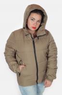 Стильная демисезонная женская куртка Spice Island.
