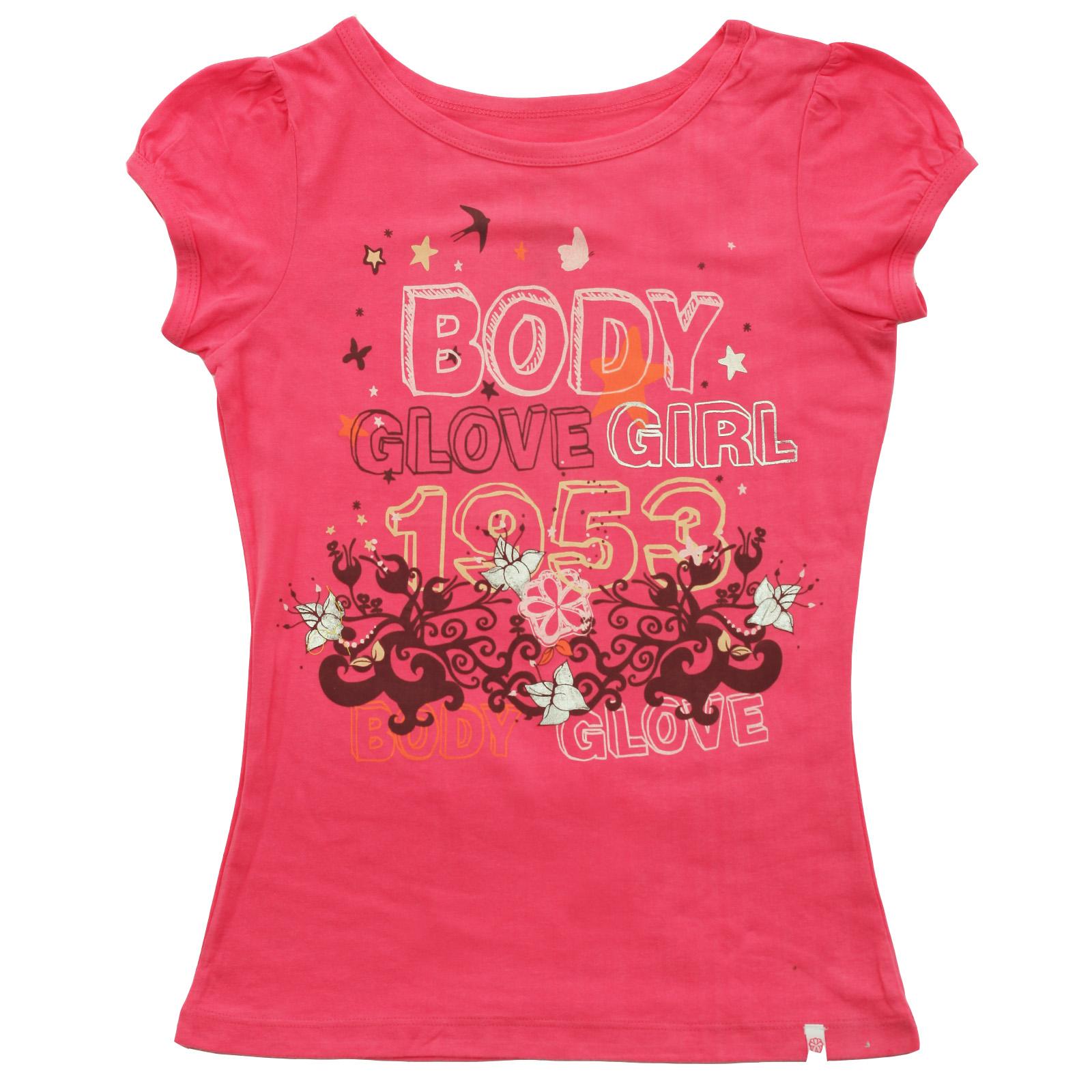 Стильная футболка для девушки от бренда Body Glove®