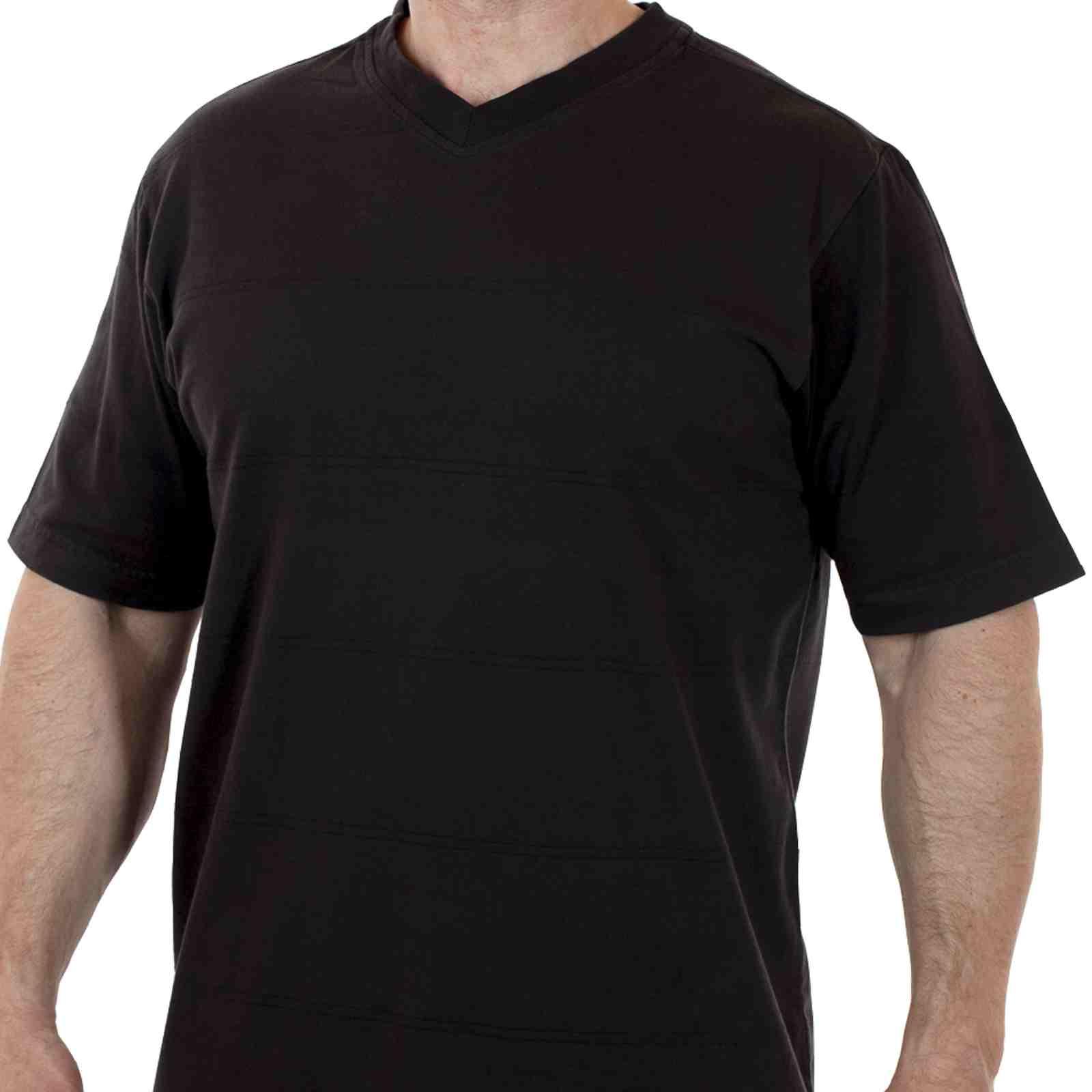 Однотонные футболки для мужчин