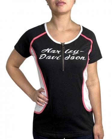 Стильная футболка от бренда Harley-Davidson