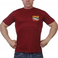 Стильная мужская футболка ПВО