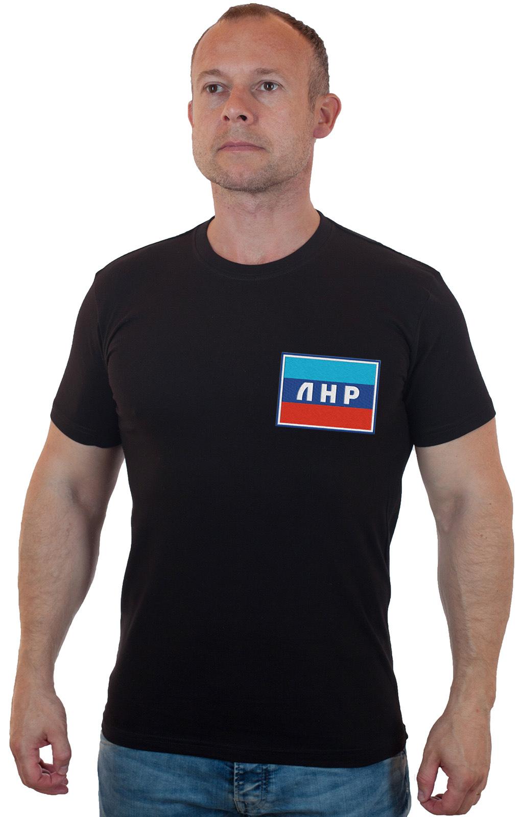 Недорогие футболки Новороссия – ДНР и ЛНР