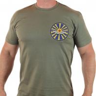 Стильная мужская футболка ВВС СССР