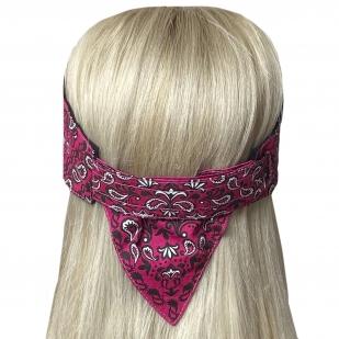 Стильная головная повязка Chop Top Headband