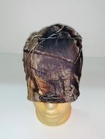 Стильная камуфляжная шапка Realtree