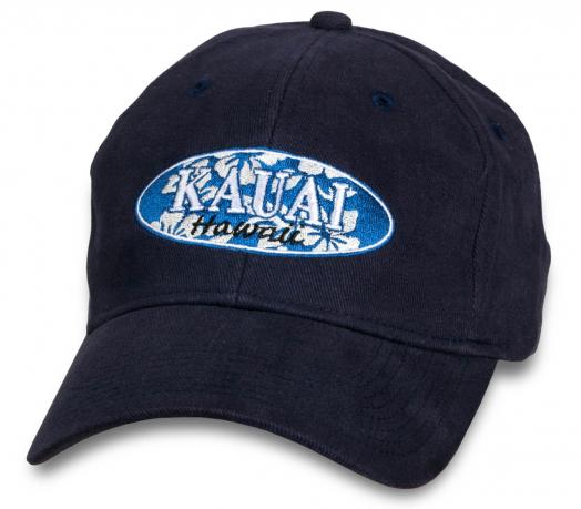 Стильная кепка-бейсболка Kauai.