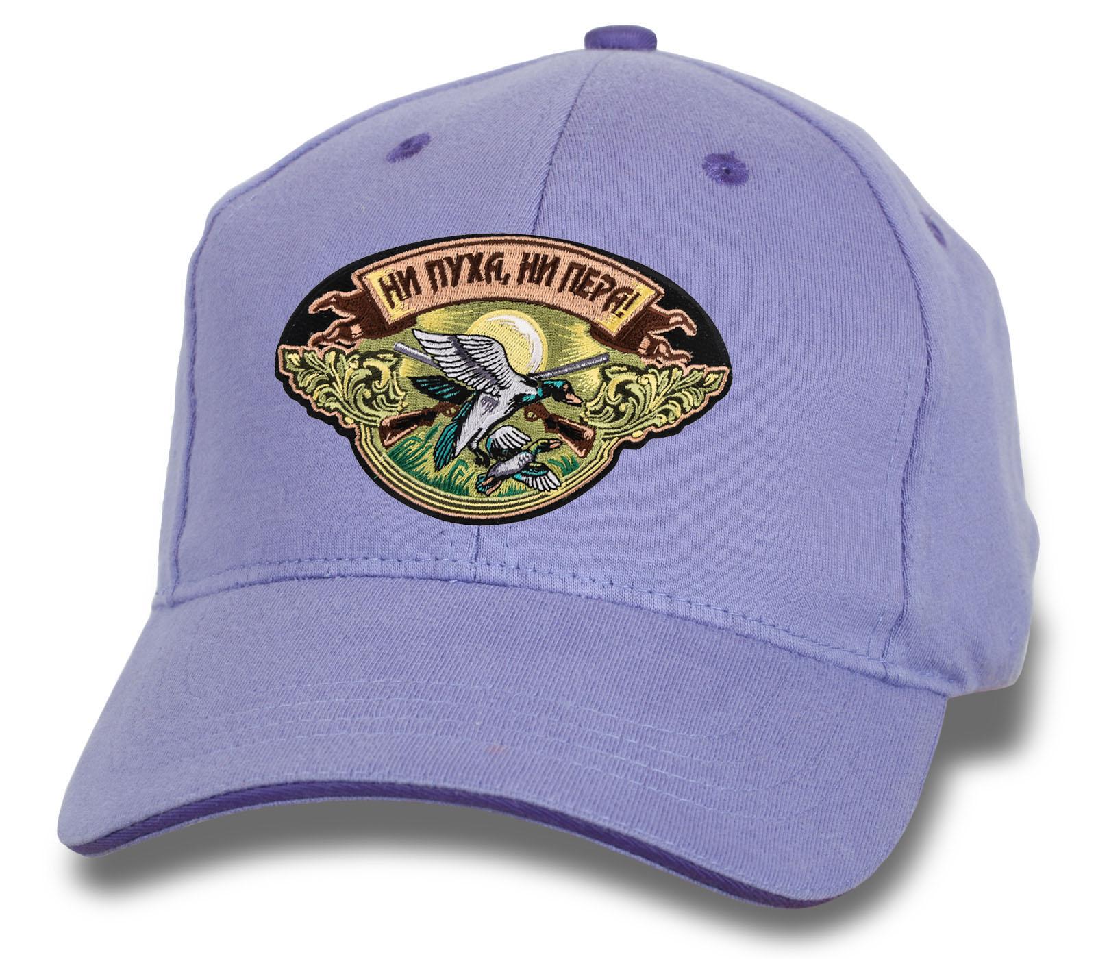 Стильная кепка для охотника