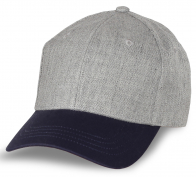 Стильная кепка под принт и вышивку