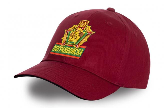 Стильная кепка Погранвойска.