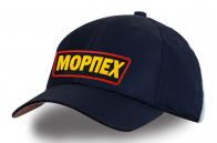 Стильная кепка с вышивкой Морпех