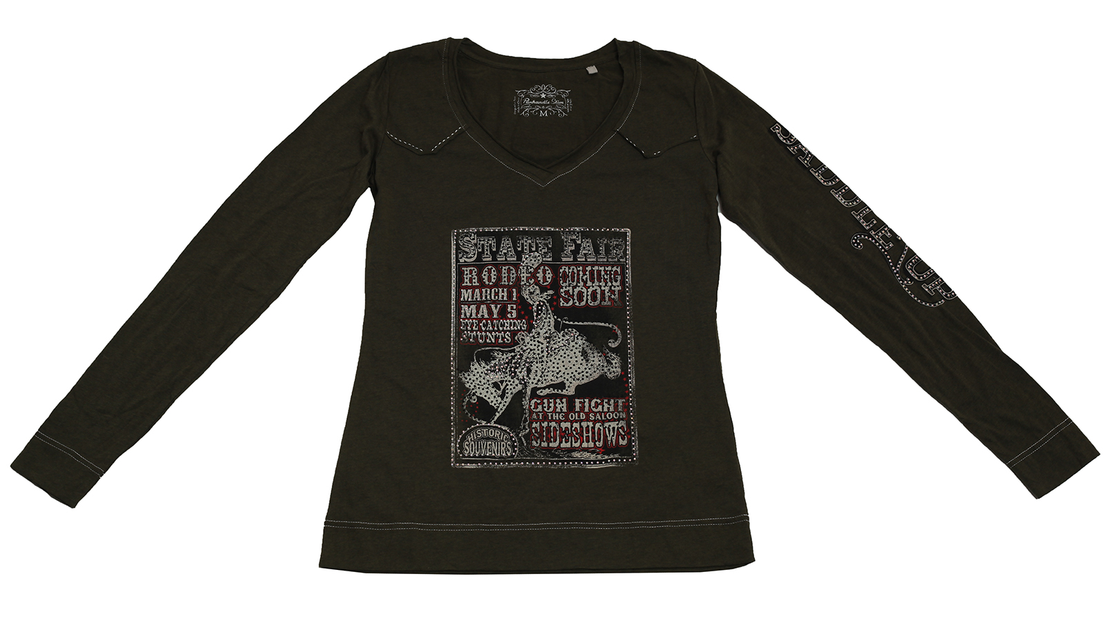 Стильная кофточка RODEO для смелых модниц бренда Panhandle Slim