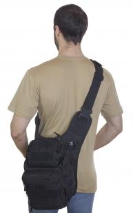 Стильная многоцелевая поясная тактическая сумка