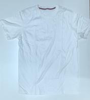 Стильная мужская футболка белого цвета