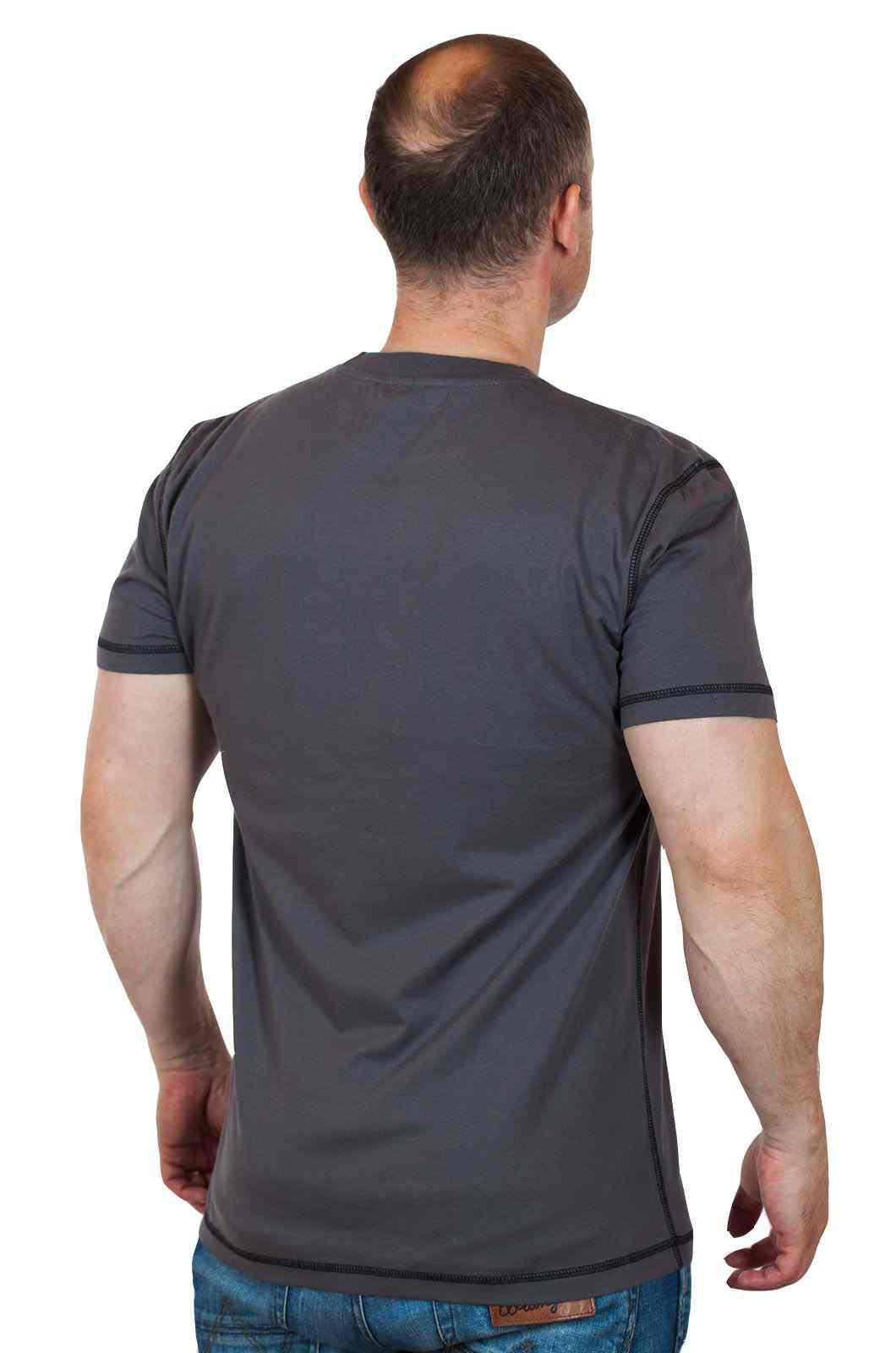 Стильная мужская футболка Hard Rock® Miami-вид сзади