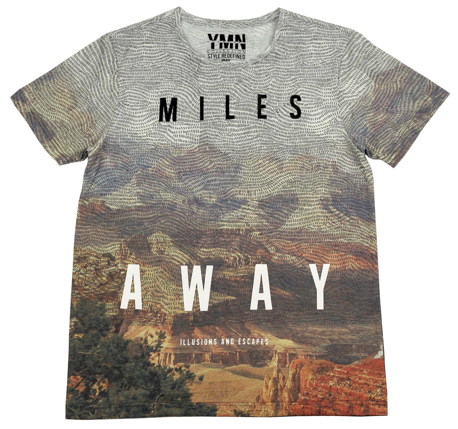 Стильная мужская футболка Max отличного качества