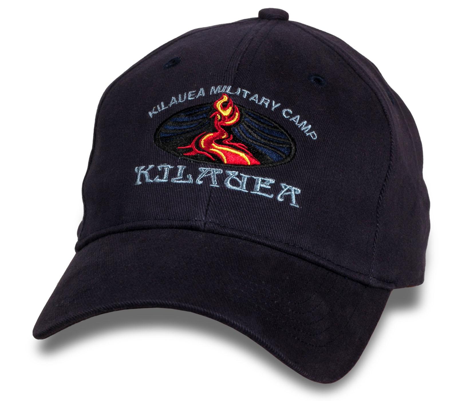 Стильная мужская кепка-бейсболка Kilauea.