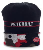 Стильная мужская шапка PeterBilt. Современная модель, в которой никакие ветра и холода не страшны