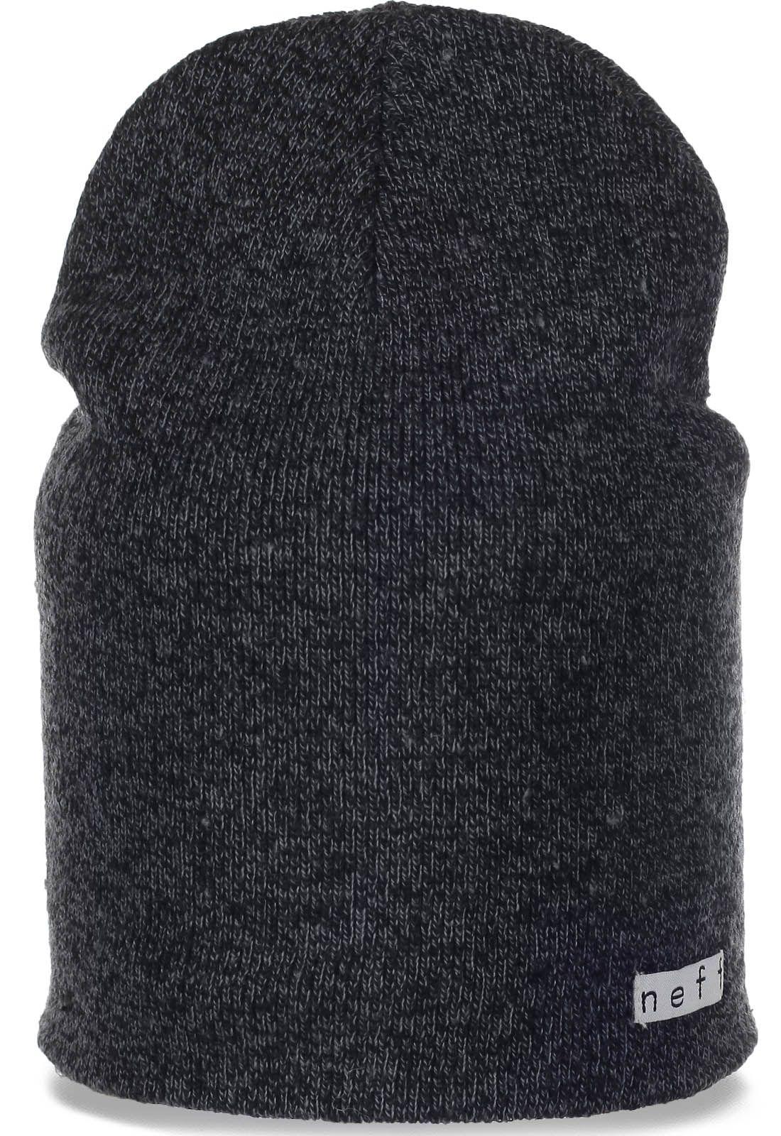 Стильная мужская шапочка-носок от Neff
