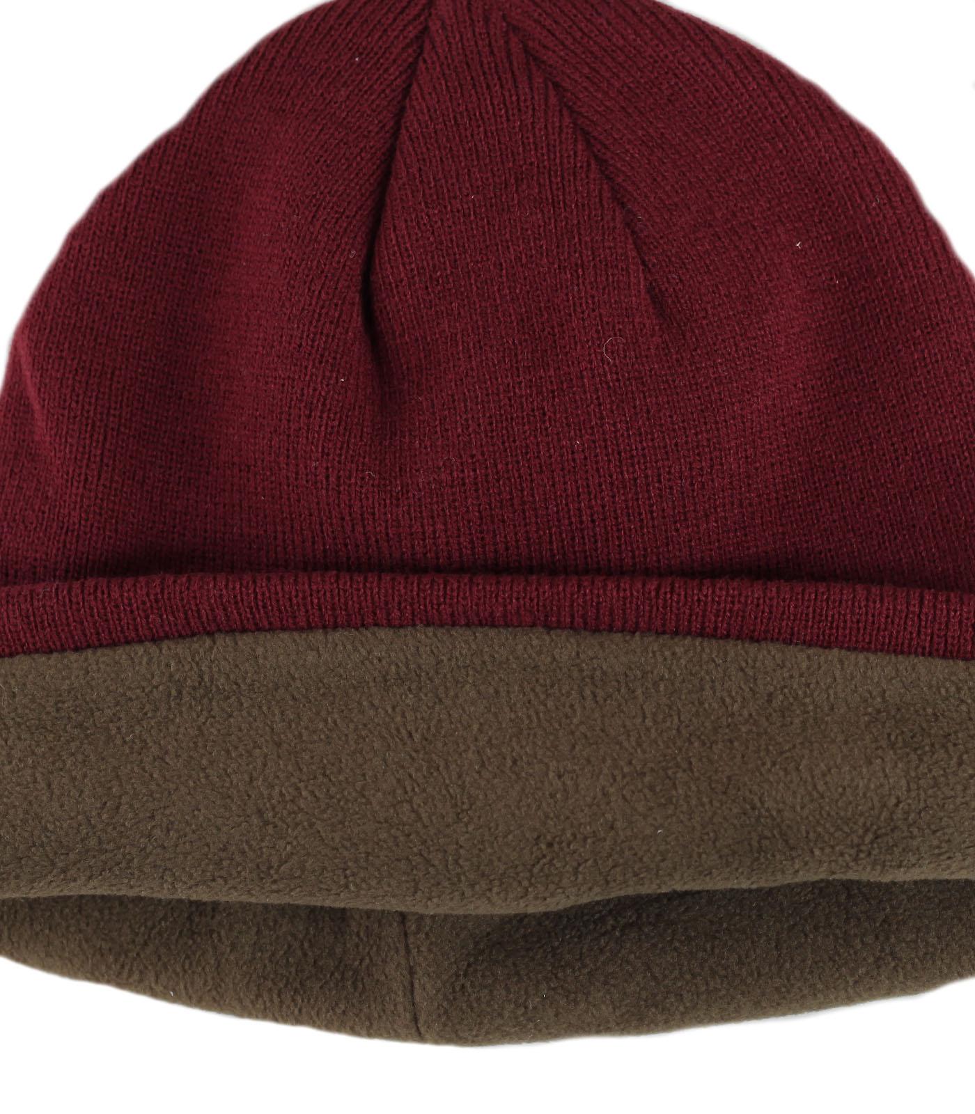 Купить стильную неприхотливую зимнюю мужскую шапку бини молодежный аксессуар по лучшей цене