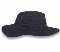 Стильная однотонная шляпа