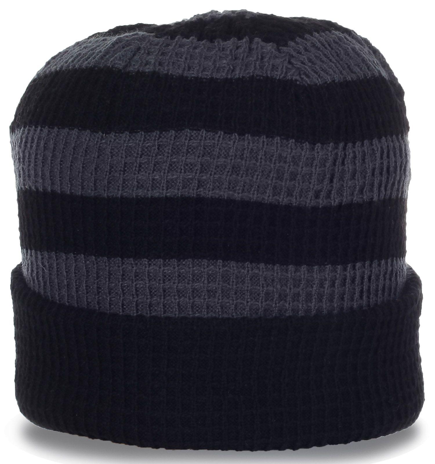 Стильная повседневная мужская шапочка