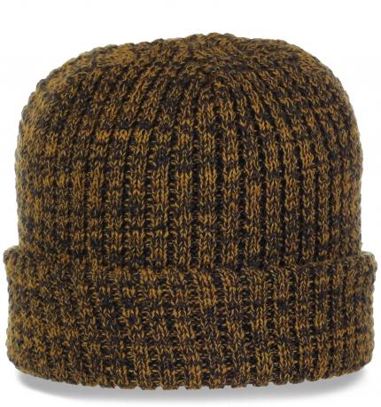 Стильная повседневная шапочка для мужчин