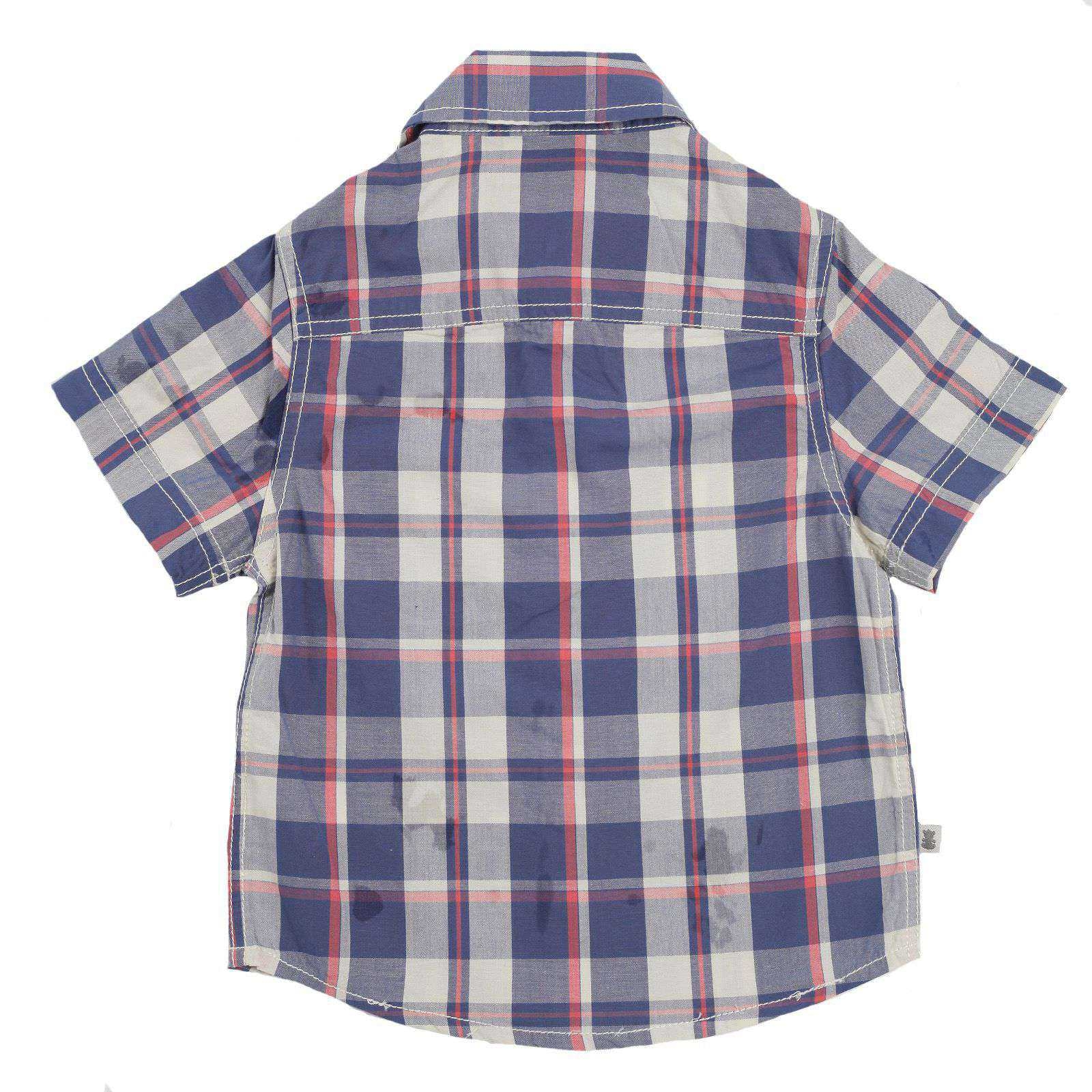Стильная рубашка для малышей Baby Harvest №17