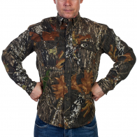 Стильная рубашка для мужчин от Mossy Oak