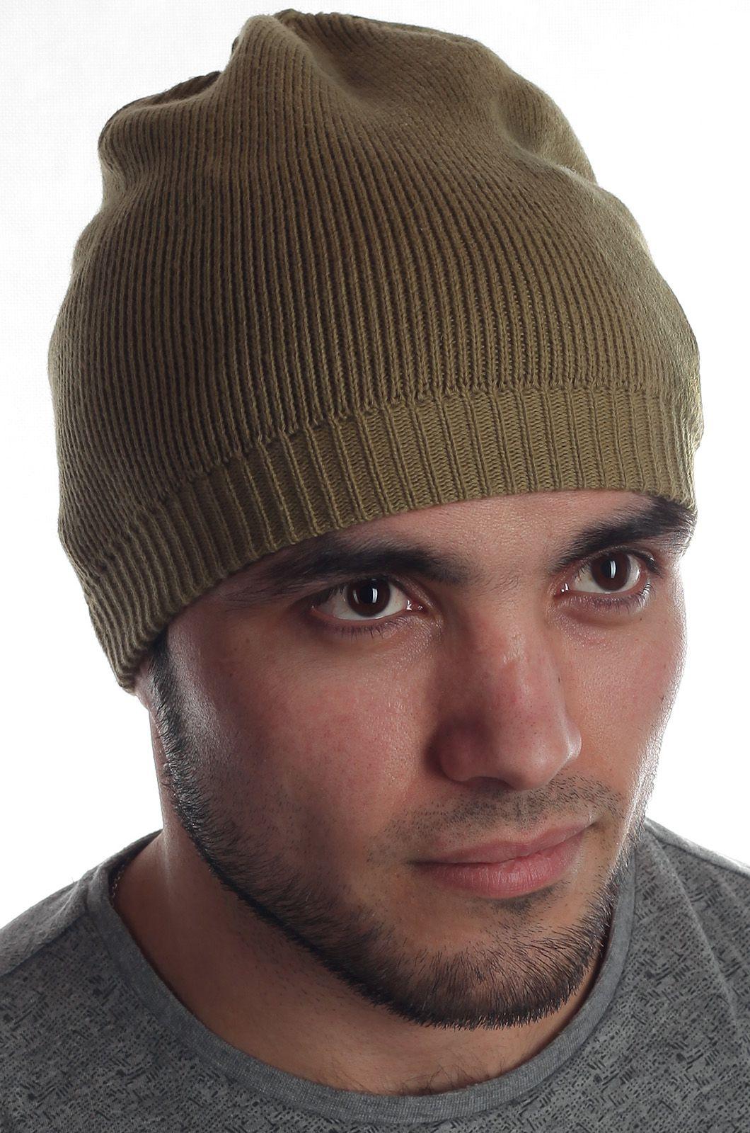 Стильная шапка для мужчин