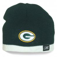 Стильная шапка Green Bay Packers. Любителям американского футбола понравится!