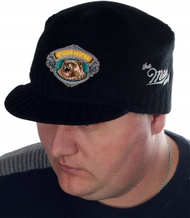 Стильная шапка-кепка от бренда Miller - заказать в подарок