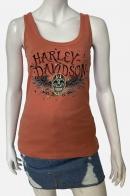 Стильная женская майка от Harley-Davidson