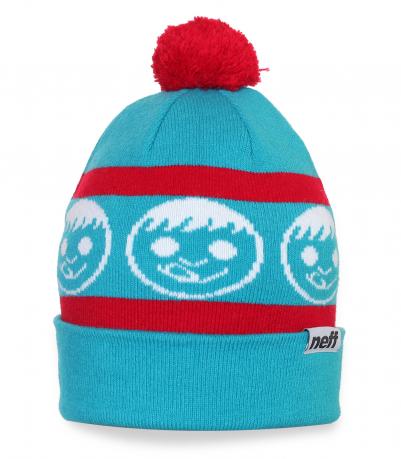 Стильная зимняя шапка для мужчин Neff