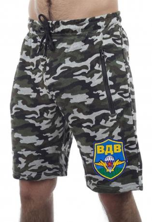 Стильные мужские шорты ВДВ