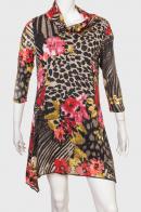 Стильное оригинальное платье от бренда Le Grahier