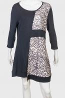 Стильное платье оригинального кроя от Longbao