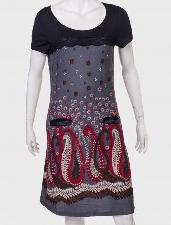 Купить стильное платье с кармашками от San Francisco