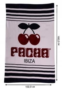 Стильное пляжное полотенце Pacha Ibiza.