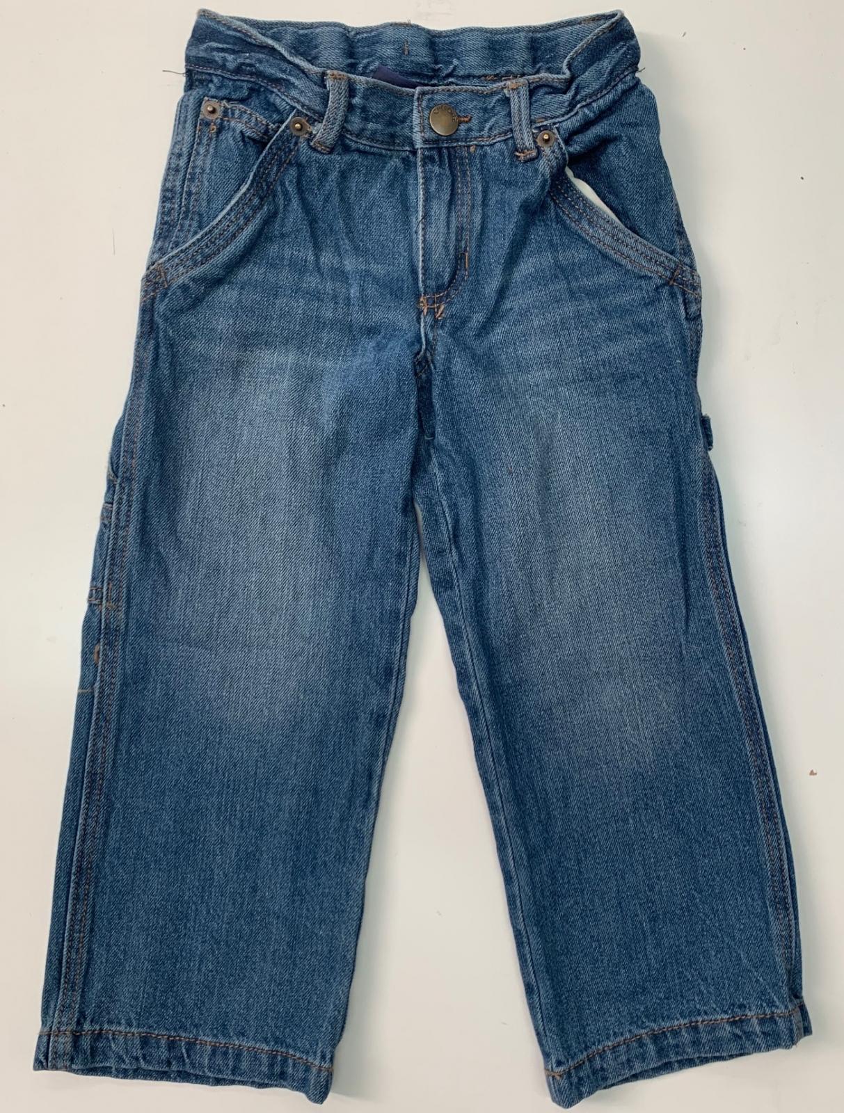 Стильные детские джинсы