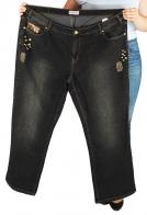 Стильные дизайнерские джинсы от бренда Sheego® (Германия). Красавицы любых форм смогут почувствовать себя королевой!