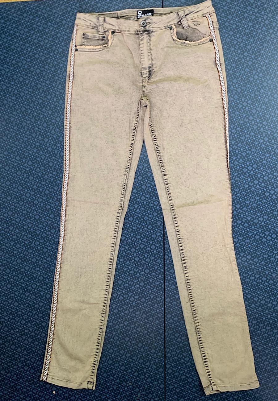 Стильные джинсы NO NAME