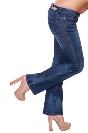Стильные женские джинсы