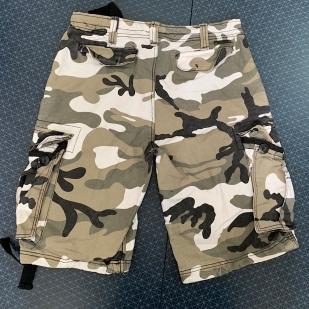 Стильные камуфляжные шорты от BRANDIT