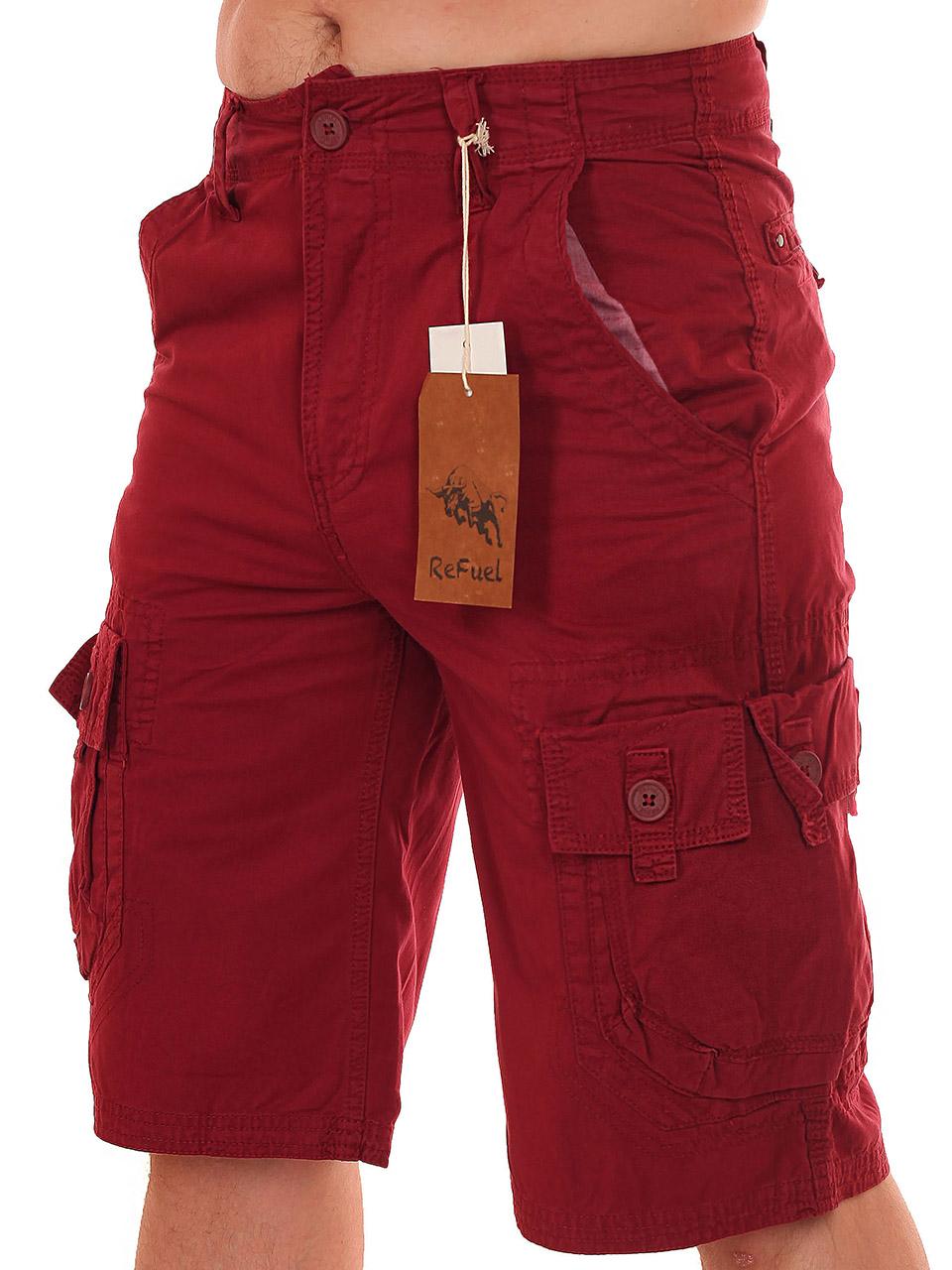 Новомодные мужские шорты от бренда ReFuel